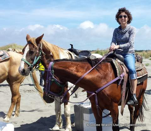 Horseback Riding at Ocean Shores