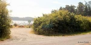 Mueller Park Beach Access parking lot