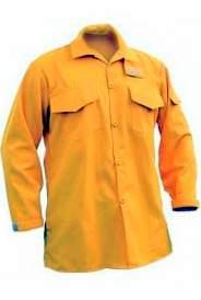Nomex fire retardant shirt