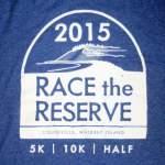 Race the Reserve 2015 Shirt