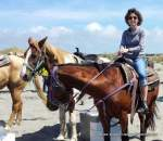 Something I've Bragged About: Surviving a Ride on This Horse at Ocean Shores