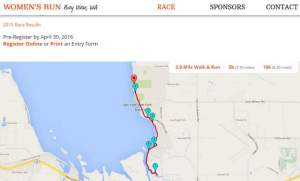 Bay View Women's Run