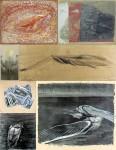Morris Graves Collage