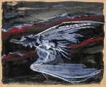 Wounded Gull 1943