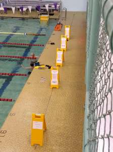 Fidalgo Pool Circle Swim